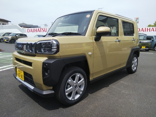 """◆特別仕様車 G""""クロムベンチャー"""" ◆サンドベージュM ◆2WD"""