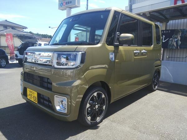 """◆特別仕様車 Gターボ """"VS SAⅢ"""" ◆オフビートカーキM ◆2WD"""